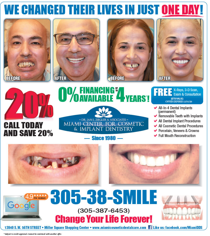 miami-center-for-cosmetic-and-implant-dentistry-offer-flyer